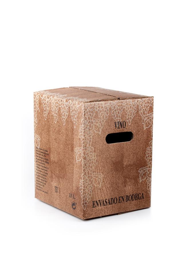 Caja BB 15 Litros Eco Racimos