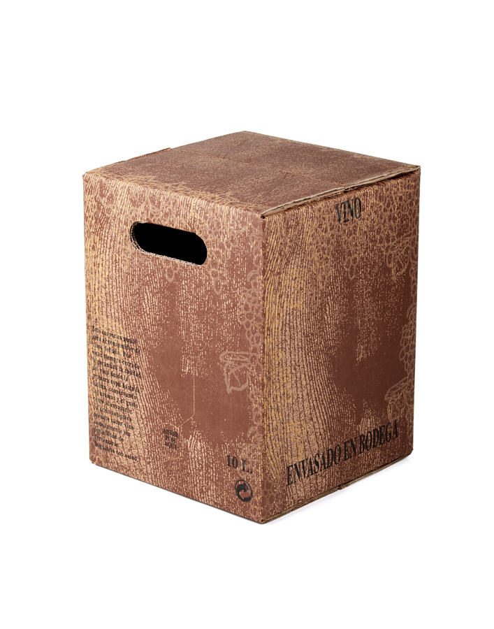 Caja BB 10 Litros Eco Racimos