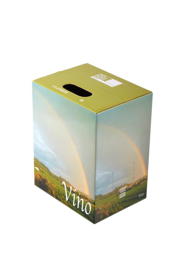 Caja BB 10 Litros Off Verde