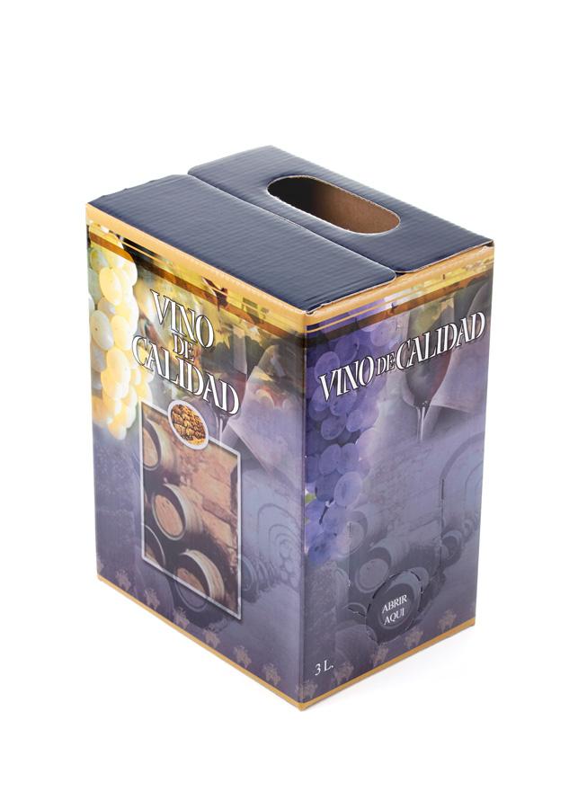 Caja BB 15 Litros Off Azul
