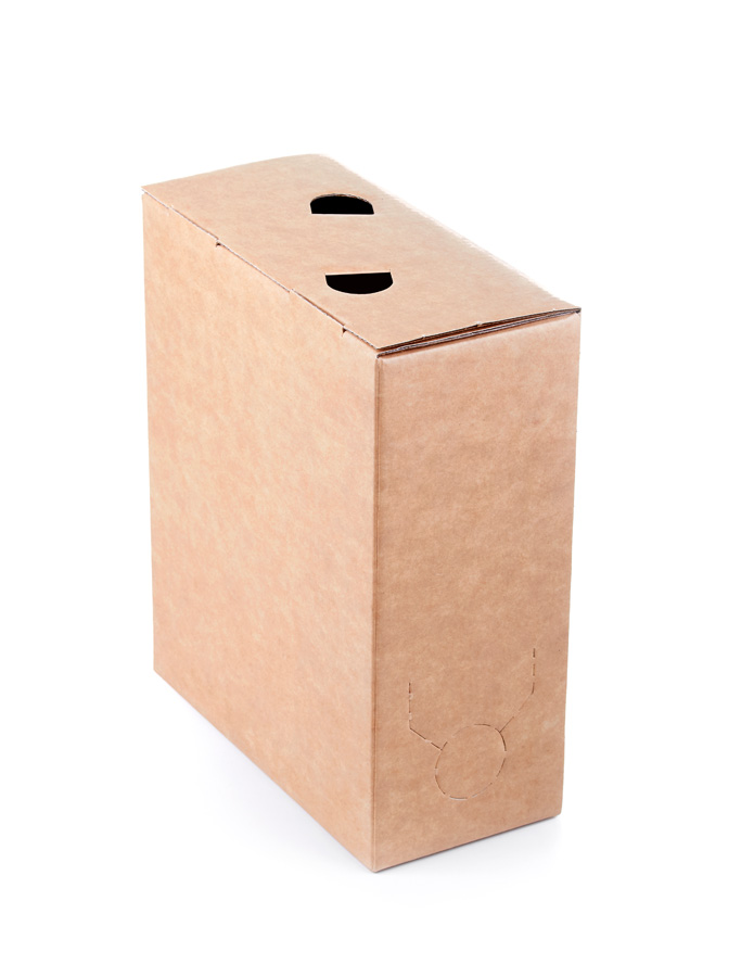 Caja KraftEco 3