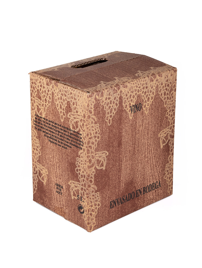 Caja BB 5 Litros Eco Racimos