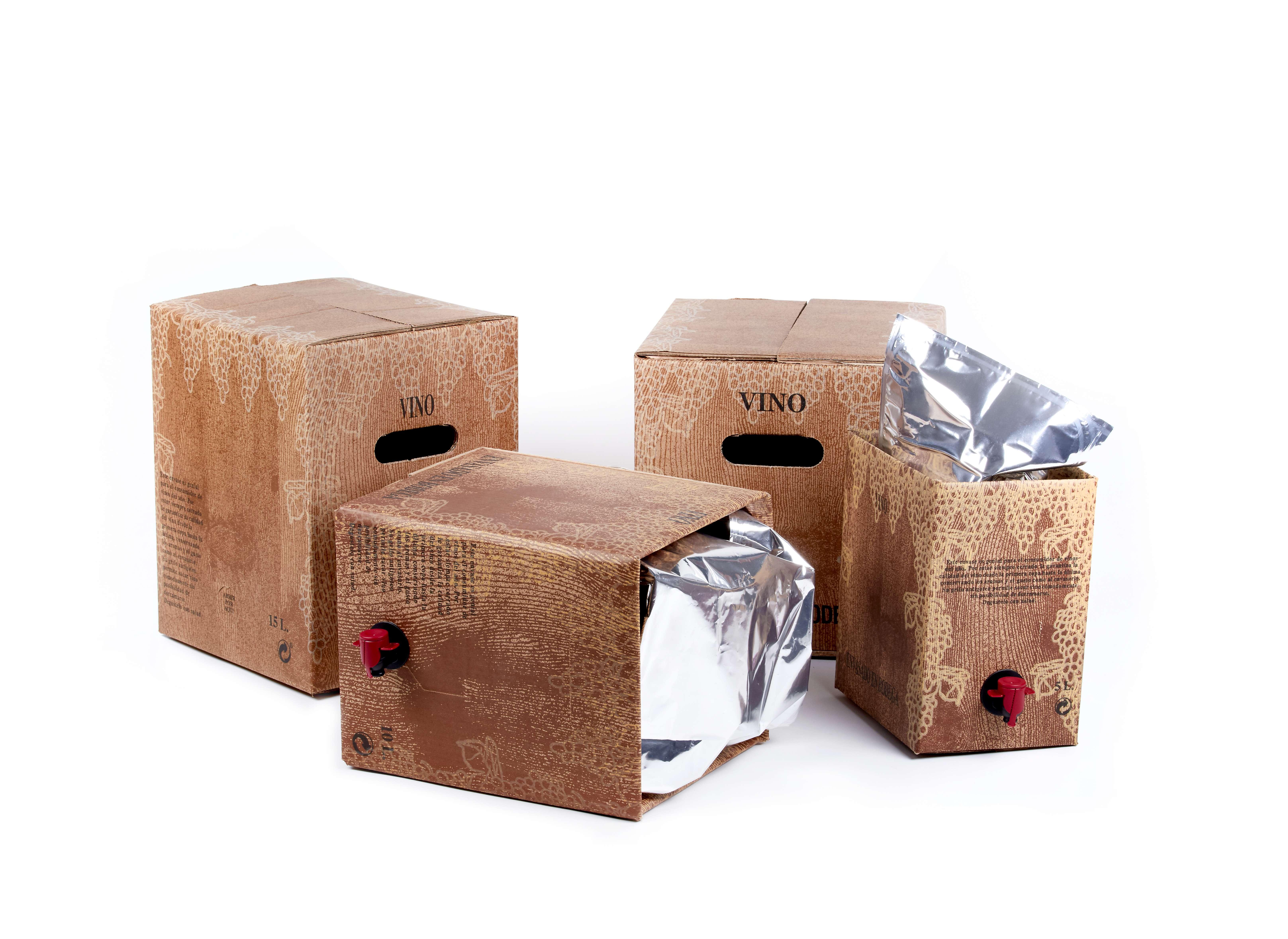 Cajas Bag In Box