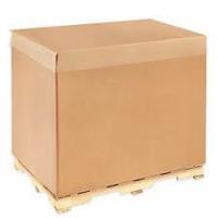 Box de cartón reforzado